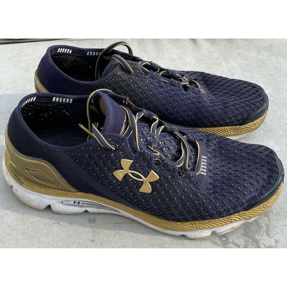 Under Armour Womens Charged Navy